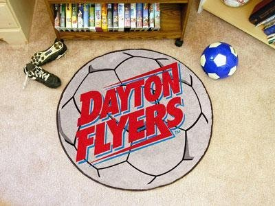University of Dayton Soccer Ball Rug (Soccer University Rug Ball)