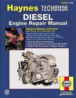 Diesel Engine Repair Manual (Haynes Repair Manuals)