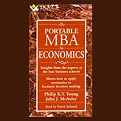 The Portable M.B.A. in Economics