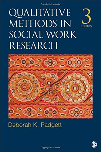 Book Services Source (Qualitative Methods in Social Work Research (SAGE Sourcebooks for the Human Services))