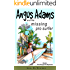 Angus Adams and the Missing Pro Surfer (The Free-Range Kid Mysteries Book 2)