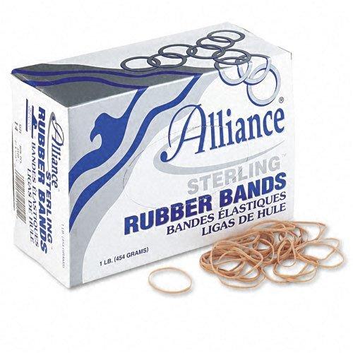 Allianceamp;reg; Sterling Ergonomisch korrekte Gummibänder, Nr. 14, 1 8 x 2, 3100 pro 454 g Box von Alliance B016Z4UZ90 | Neuartiges Design