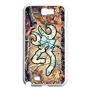 WEUKK Browning Camo Samsung Galaxy Note2 N7100 shell case, custom phone case for Samsung Galaxy Note2 N7100 Browning Camo, custom Browning Camo cover case