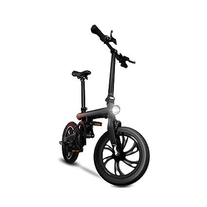 Bicicleta eléctrica Coche eléctrico Plegable Mini conducción de Hombres y Mujeres pequeños Coche eléctrico de Poder