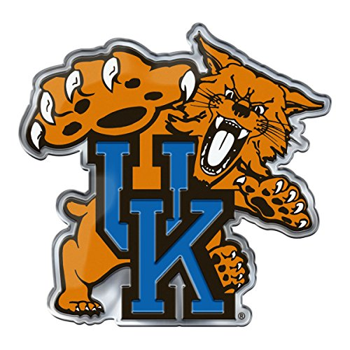 (NCAA Kentucky Wildcats Alternative Color Logo Emblem)