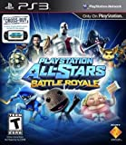 PLAYSTATION 3 PS3 GAME PLAYSTATION ALL-STARS BATTLE ROYALE BRAND NEW SEALED