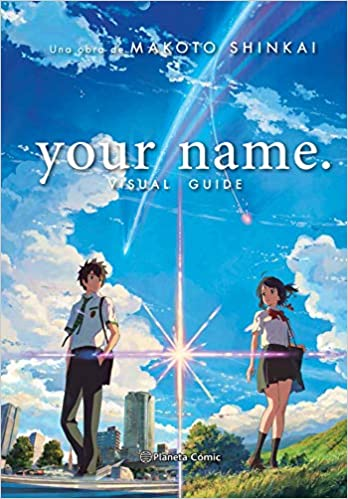 your name. Visual guide Manga: Biblioteca Makoto Shinkai: Amazon.es: Shinkai, Makoto, Daruma: Libros