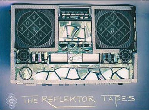 The reflektor tapes cassette for Arcade fire miroir noir