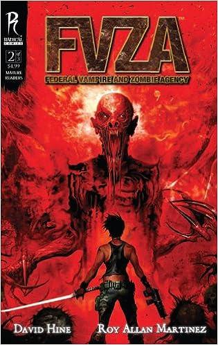 F.V.Z.A.: Federal Vampire and Zombie Agency