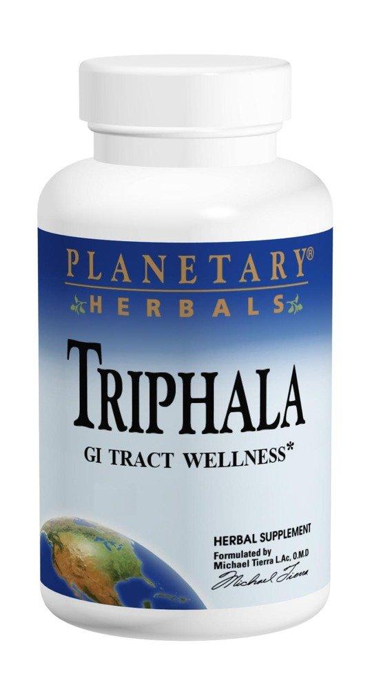 PLANETARY HERBALS Triphala GI Tract Wellness, 1000 mg, 2 Fluid Ounce