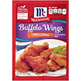 McCormick Original Buffalo Wing Seasoning Mix, 1.6-Ounce Packets (Pack of 12)