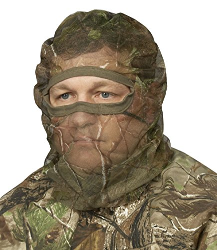 Hunter's Specialties Flex Form II Net Head Net, Realtree Xtra Green - Hunting Face Mask