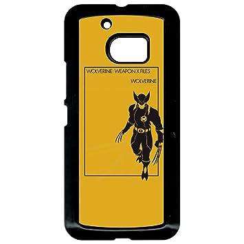 Carcasa HTC 10 Wolverine X men: Amazon.es: Electrónica