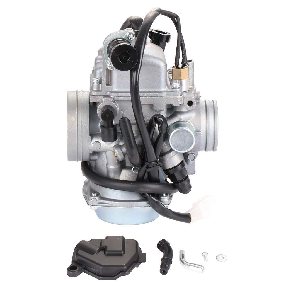 cciyu PD32J-2 Complete Carb Carburetor Fits 1996 1997 1998 1999 Honda FourTrax 300 TRX300 2x4 /& TRX300FW 4x4 117706-5210-1113203091