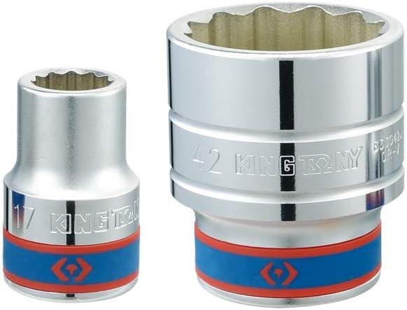 king tony 633036M Douille M/étrique 3//4 Standard 36 mm