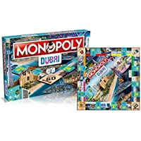 Monopoly Dubai Official Edition 1 DGR, Blue