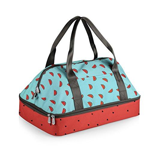 - ONIVA - a Picnic Time Brand Potluck Insulated Casserole Tote, Watermelon Collection