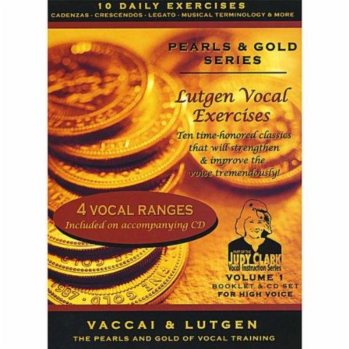 Lutgen Vocal Exercises, Vol. 1 - High Voice (Judy Clark)