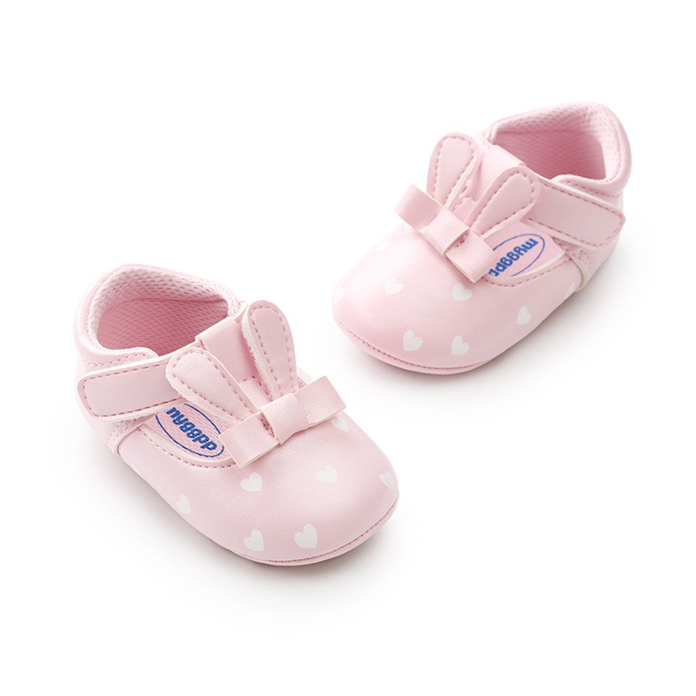 534ab40d0fc29 Save Beautiful Infant Toddler Baby Girls Mary Jane Slippers Soft ...