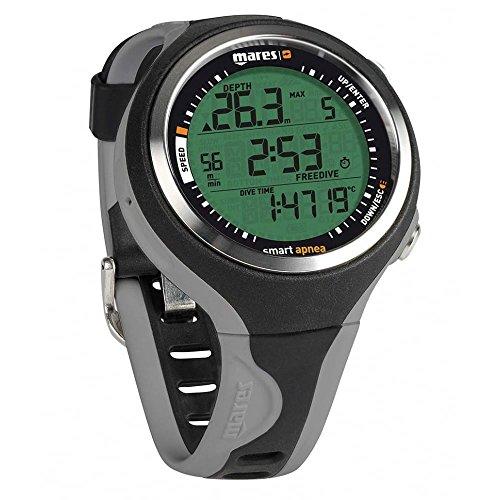 - Mares Smart Apnea Dive Computer (Black/Grey)