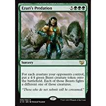 Magic: the Gathering - Ezuri's Predation (036/342) - Commander 2015 by Magic: the Gathering