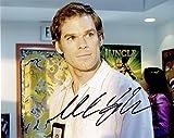 MICHAEL C. HALL - Dexter AUTOGRAPH Signed 8x10 Photo B -  TopPix Autographs