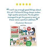 Melissa & Doug Fresh Mart Grocery Store Play Food