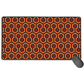 Overlook Hotel Pattern Mouse Pad