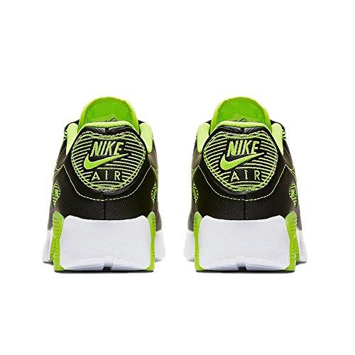 Nike 859563-001, Zapatillas de Trail Running para Niños Negro (Black / Black / Volt / White)