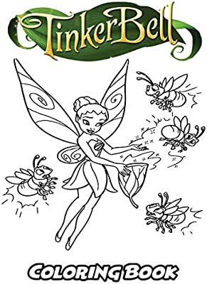 Tinkerbell coloring pages | Free Coloring Pages | 400x288