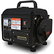 XtremepowerUS 1200 Watt 2-Stroke Portable Gasoline Gas Electric Power Generator