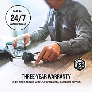 CORSAIR CV Series™ CV650-650 Watt Power Supply
