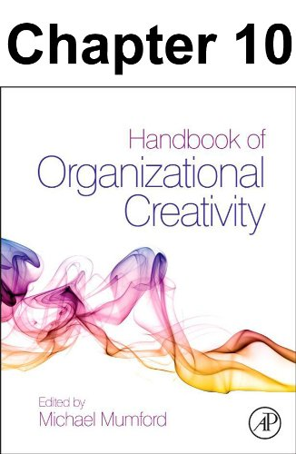 Chapter 010, The Emotive Roots of Creativity: Basic and Applied Issues on Affect and Motivation