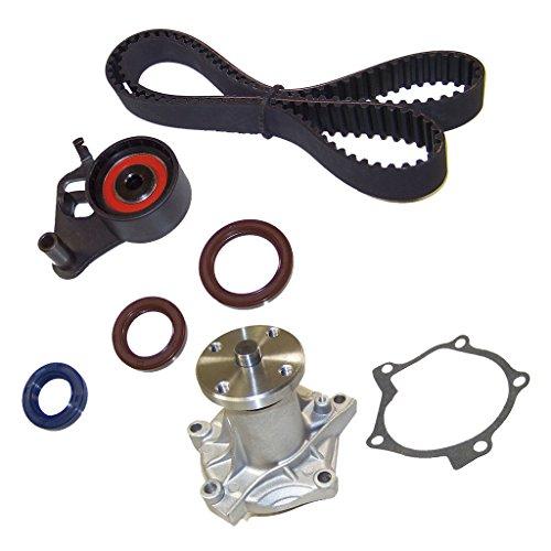 DNJ TBK305WP Timing Belt Kit with Water Pump 1988-1997 / Honda, Isuzu / Amigo, Passport, Pickup, Rodeo, Trooper / 2.6L / SOHC / L4 / 8V / 2559cc / 4ZE1 / VIN (Isuzu Trooper Water Pump)