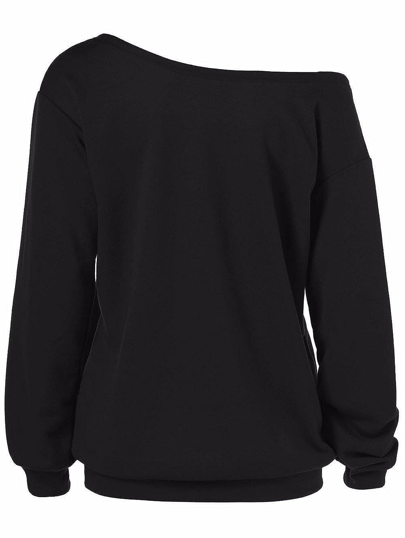 ❤ Sudadera de Mujer Calabaza de Halloween, Devil Pullover Tops Blusa Camisa Talla Extra Absolute: Amazon.es: Ropa y accesorios