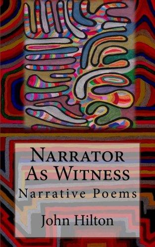 Narrator as Witness: Narrative Poems pdf