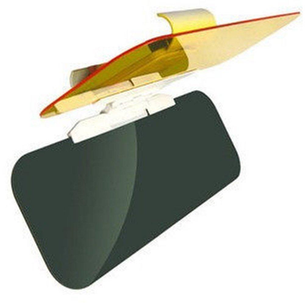 TOPSTORE01 Car Sun Visor Extension Anti Glare Van Visor Mirror (Color1) 3rd Party