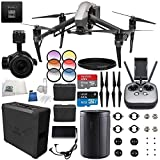 DJI Inspire 2 Premium Combo with Zenmuse X5S and CinemaDNG and Apple ProRes Licenses PRO Bundle