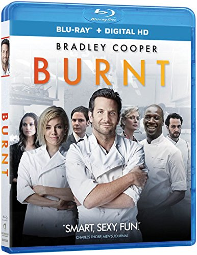 Blu-ray : Burnt (Ultraviolet Digital Copy)