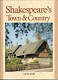 Shakespeare's Town and Country, Levi Fox, 0711705348
