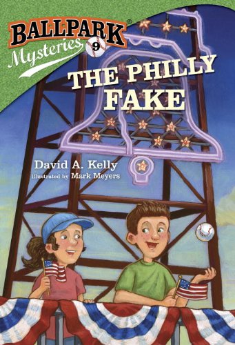 Download Ballpark Mysteries #9: The Philly Fake pdf