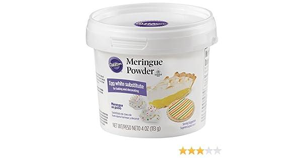 Amazon Com Wilton 702 6020 Egg White Substitue Meringue Powder