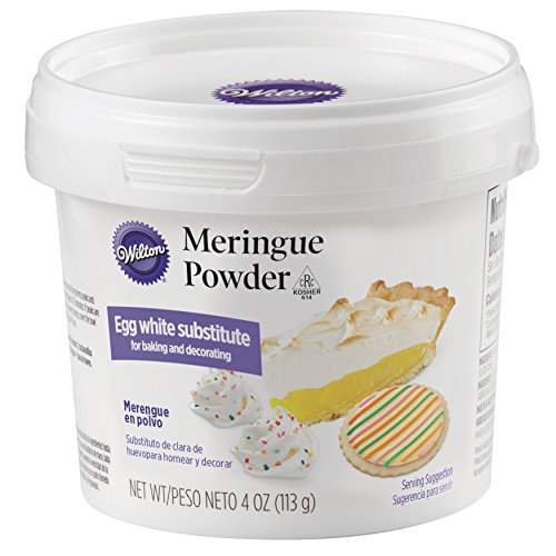Wilton Meringue Powder, 4 oz. Egg White Substitute