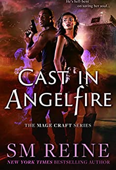 Cast In Angelfire by SM Reine ebook deal