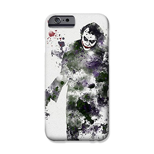 iPhone 5/5s Marvel Fan Art Silicone Phone Case / Gel Cover for Apple iPhone 5s 5 SE / Screen Protector & Cloth / iCHOOSE / Joker