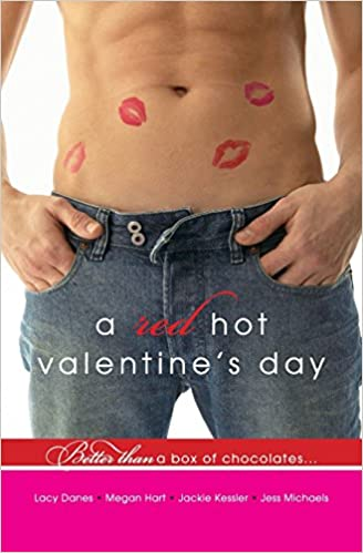 Amazon.com: A Red Hot Valentineu0027s Day (Avon Red) (9780061689390): Jess  Michaels, Lacy Danes, Megan Hart, Jackie Kessler: Books