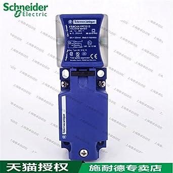 telemecanique schneider electric xs8c4a1pcg13 12 to 48vdc 4 rh amazon com