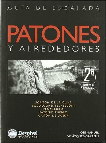 Patones Y Alrededores - Guia De Escalada Guias De Escalada ...