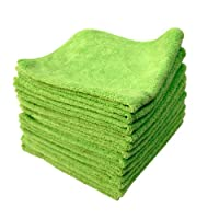 Deals on 12 Chemical Guys El Gordo Professional Supra Microfiber Towels