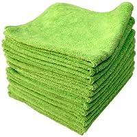 12-Pack Chemical Guys El Gordo Professional Thick Supra Microfiber Towel